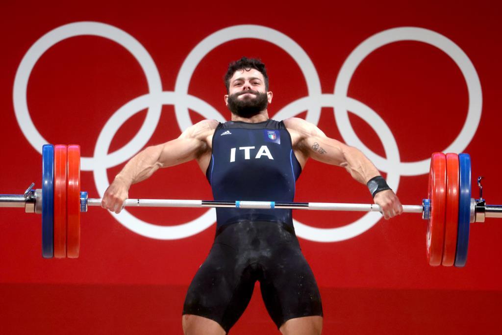 Il pesista Antonino Pizzolato conquista il bronzo alle Olimpiadi