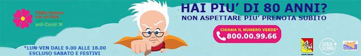 Campagna vaccinazione anticovid asp Trapani