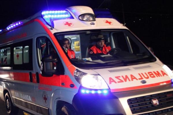 Bimbo nasce in ambulanza, mamma e figlio trasferiti a Mazara del Vallo