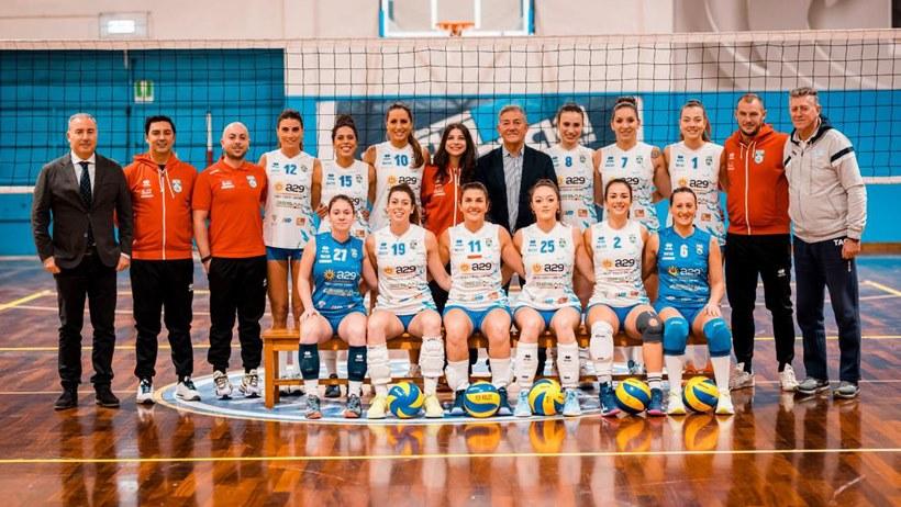 Battuta d'arresto per la Fly Volley Marsala a Terrasini