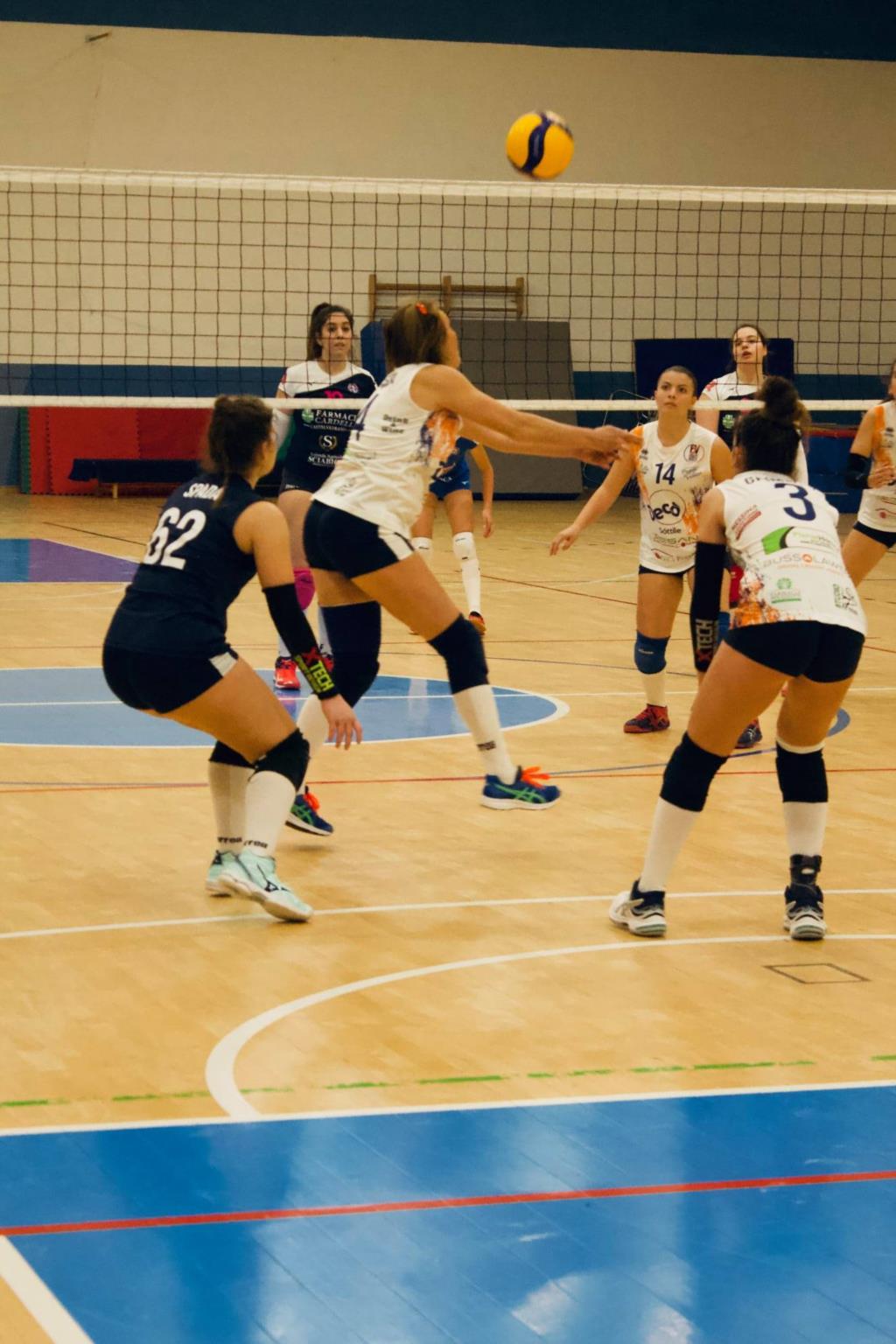 Battuto l'Erice Entello nel torneo d C femminile di Volley