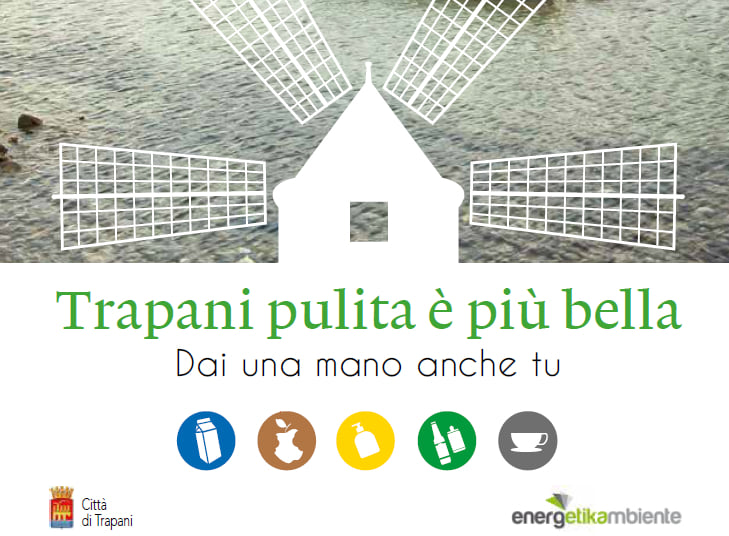 Trapani, il sindaco a EnergetiKambiente: