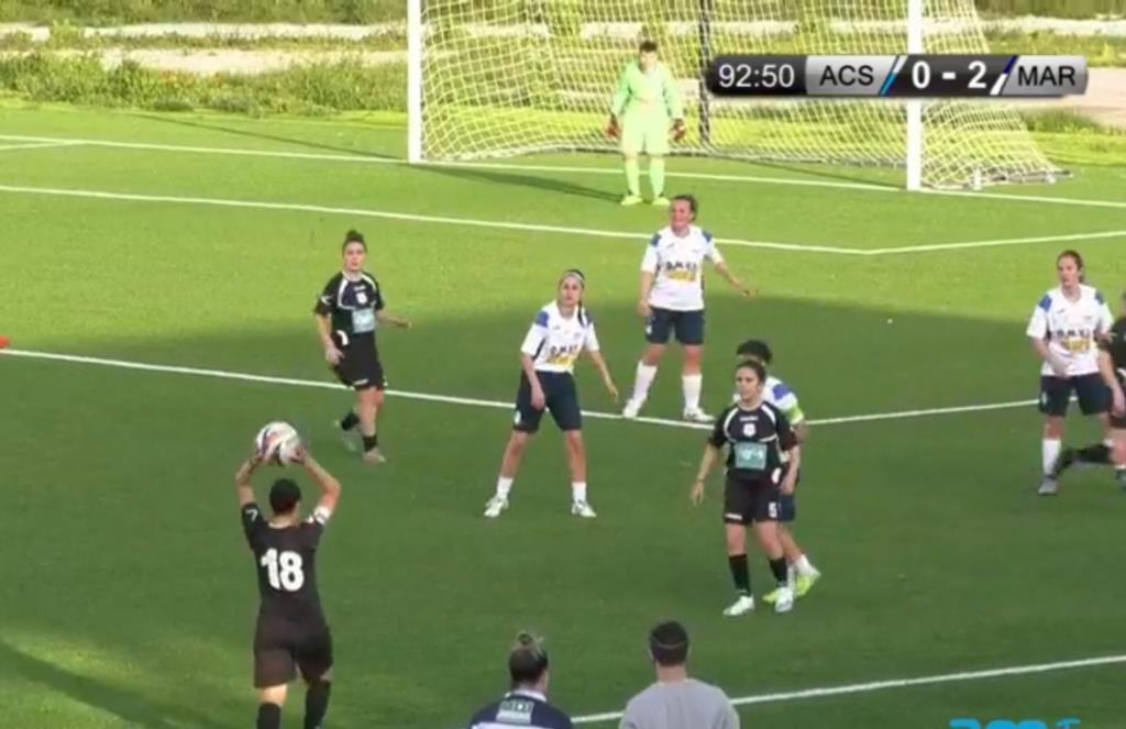 Vittoria in trasferta per le ragazze del Marsala Calcio Femminile