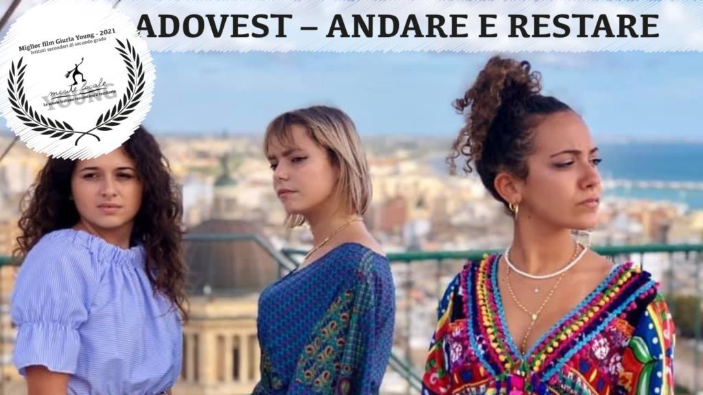"""""""AdOvest"""", il corto del Liceo Pascasino di Marsala premiato come Miglior Film al festival Mente Locale"""