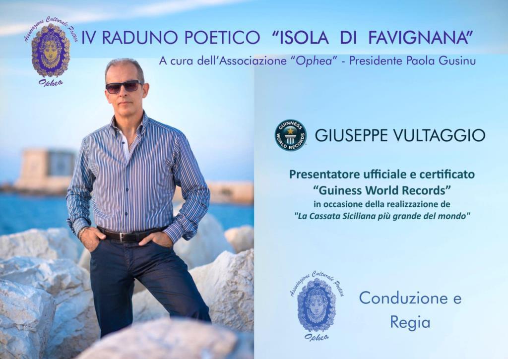 Favignana, tutto pronto per la quarta edizione della rassegna poetica