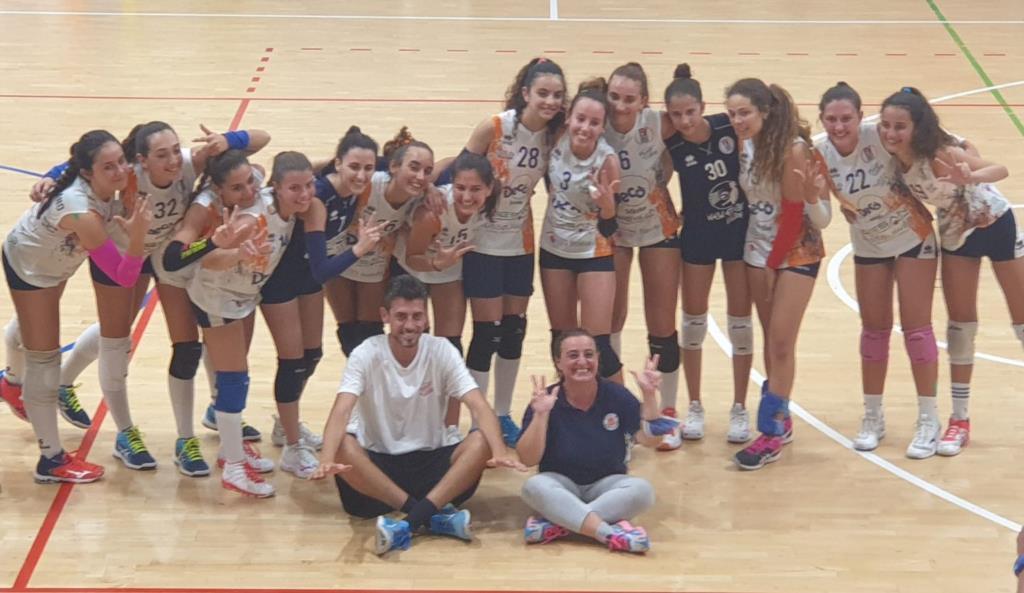 Volley Femminile, la Ottica Ferrara Entello in finale regionale