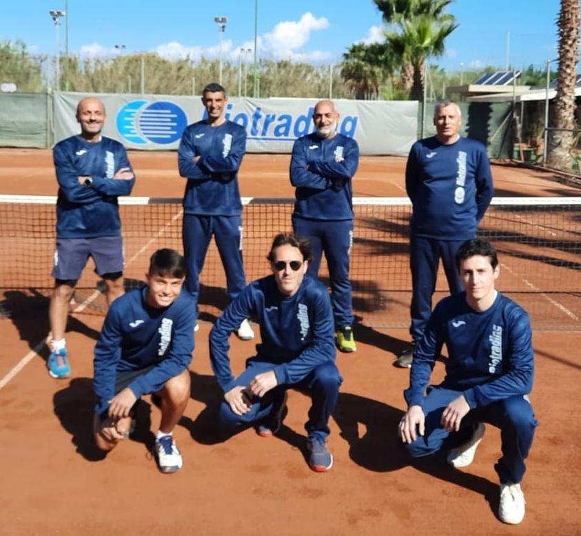 Il Sunshine Biotrading Marsala Tennis Club sarà in C con due team