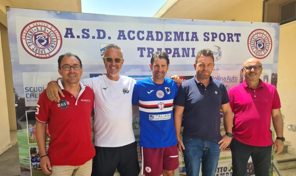 E' ufficiale la fusione tra Erice Borgo Cià e Accademia Sport Trapani