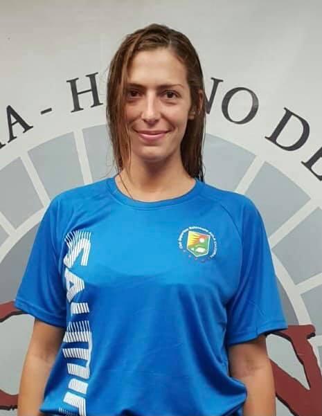 Un'atleta d'esperienza come Melina Ximena Cozzi per l'Handball Erice