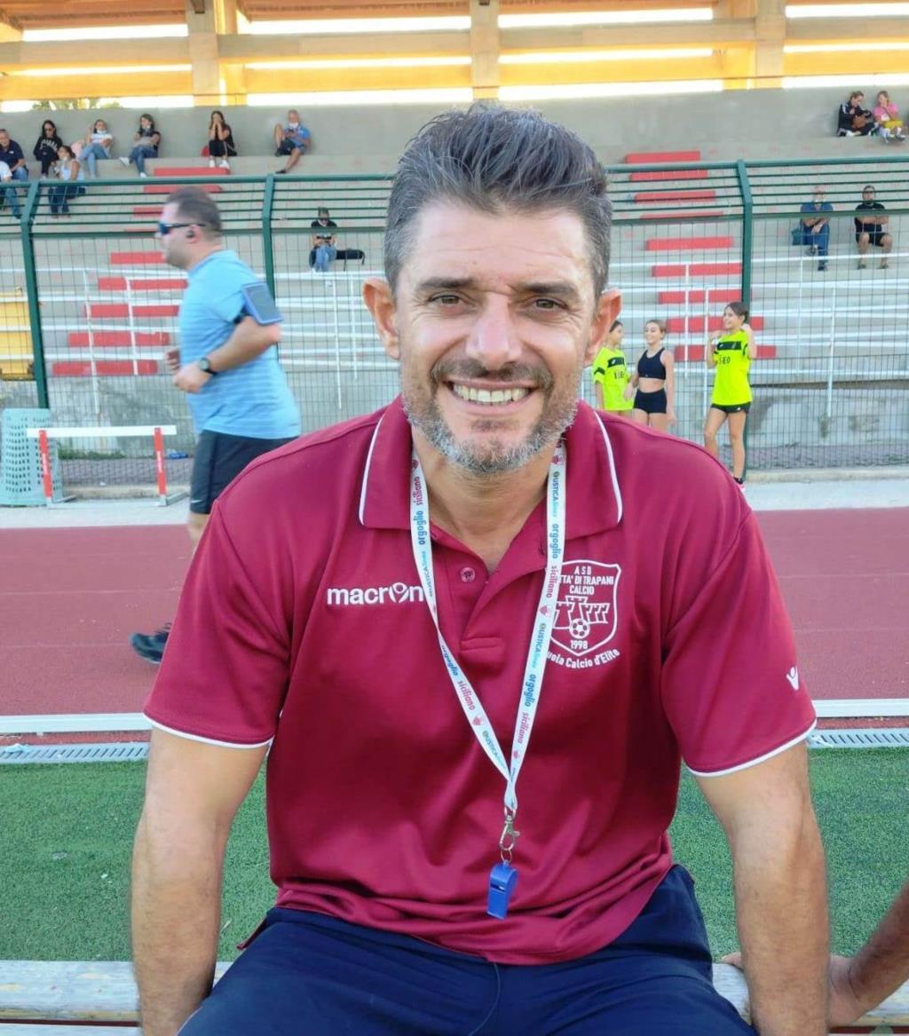 L'Asd Città di Trapani iscritta al campionato di Terza Categoria di calcio