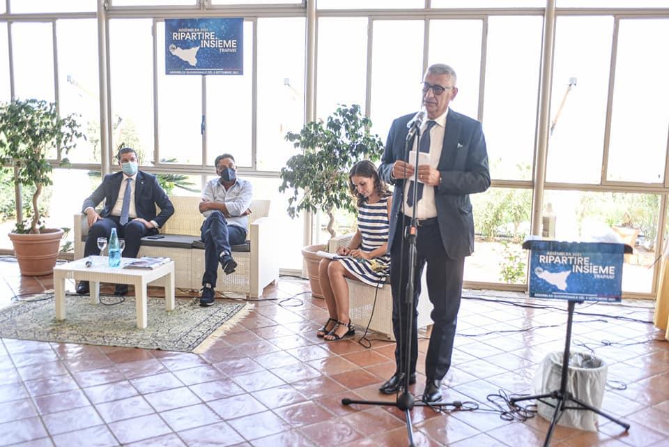 Giuseppe Orlando è il nuovo presidente di CNA Trapani