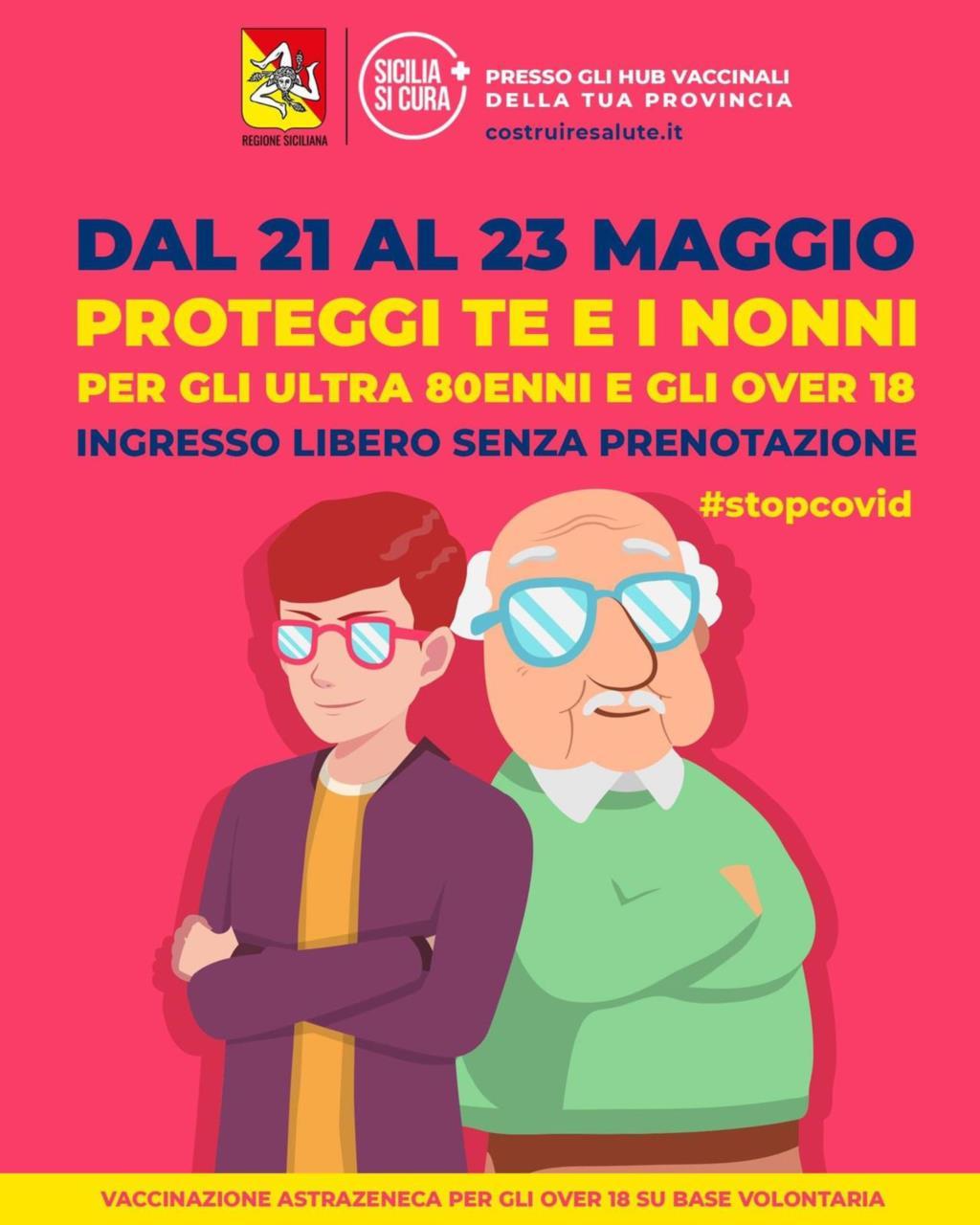 Vaccini, la nuova iniziativa della Regione Siciliana