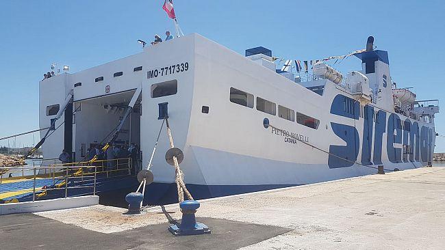 Mazara del Vallo: trovata la soluzione, il collegamento con Pantelleria può ripartire