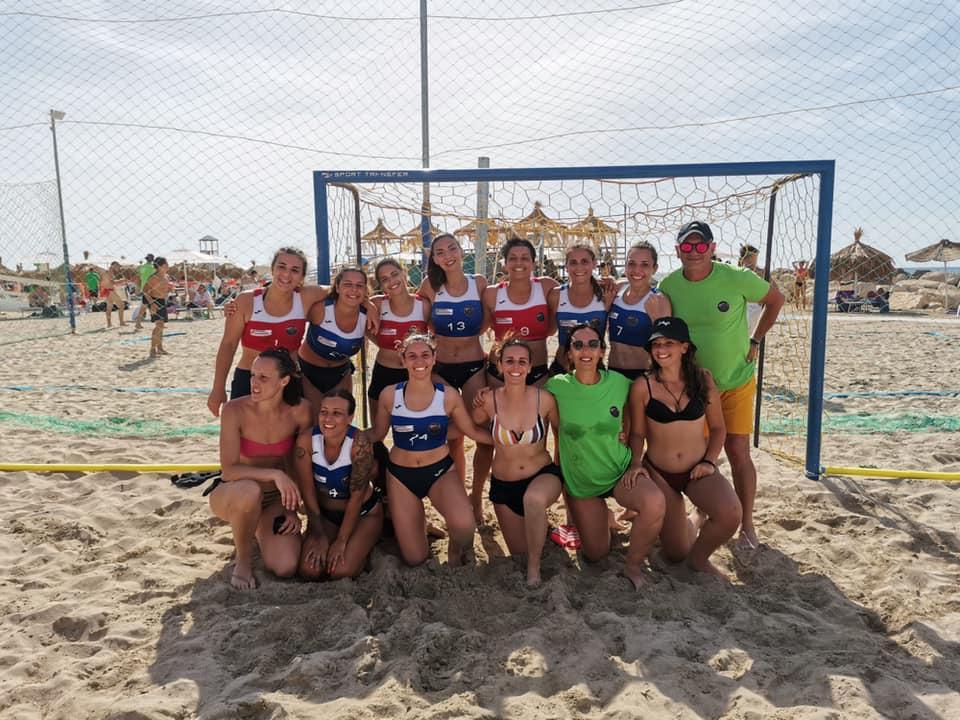 Terminate le gare di Beach Handall Siciliano al Lido AC LIFE STYLE di Trapani