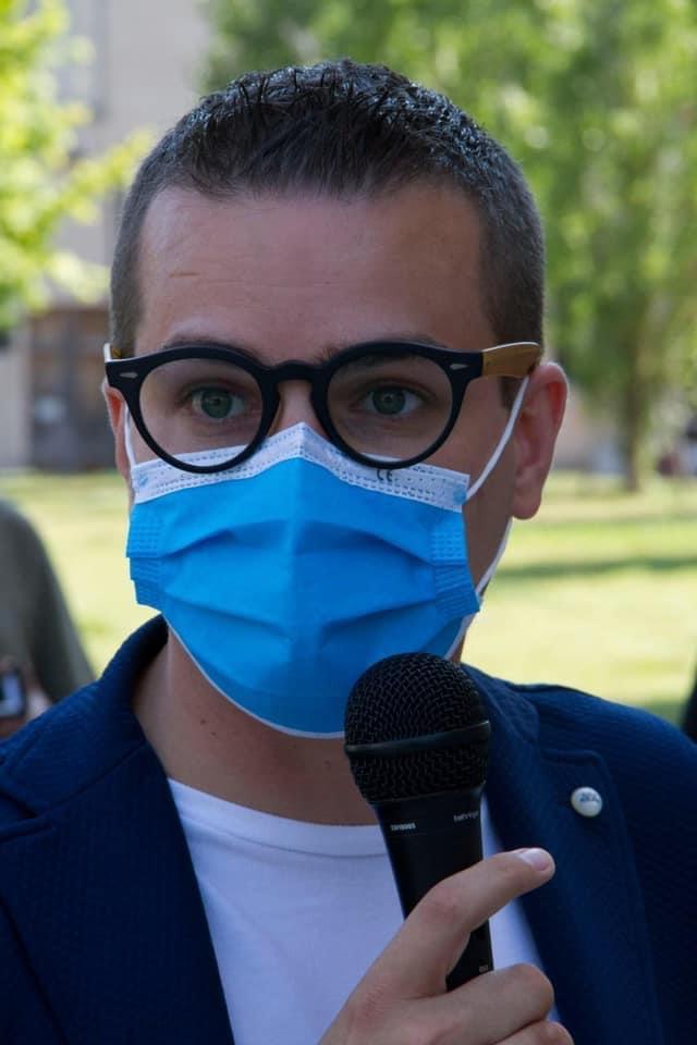 Le dichiarazioni di Enrico Rizzi sulla sua condanna