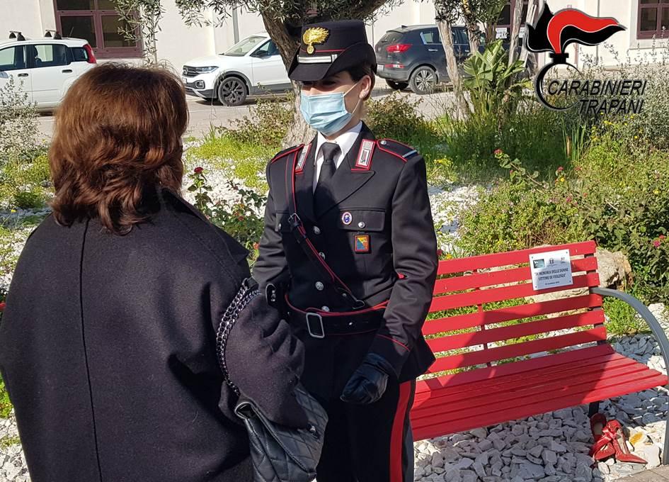 Giornata internazionale dei diritti della donna: l'impegno dei Carabinieri
