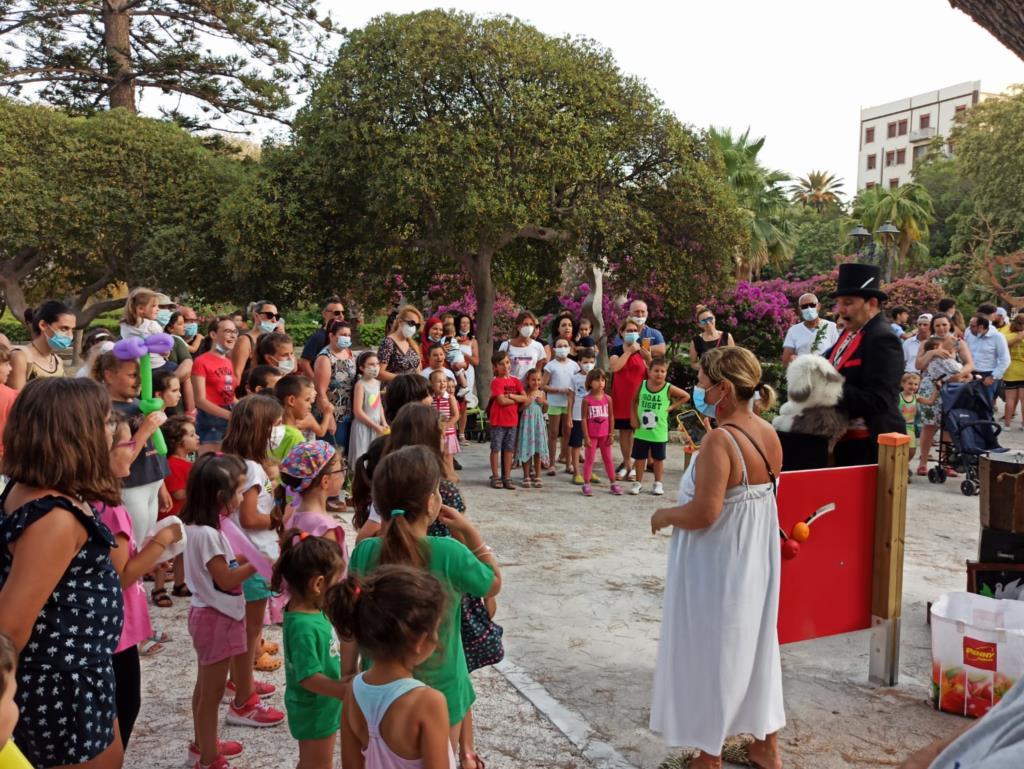 Parco giochi inclusivo a villa Margherita, due giorni di festa