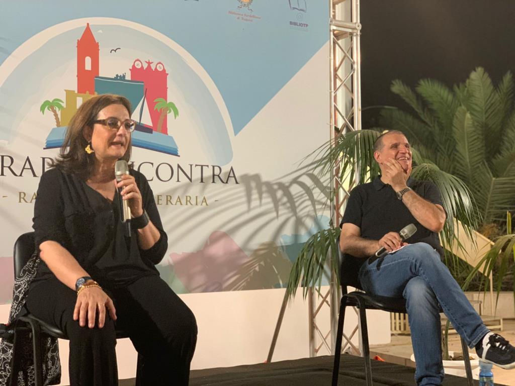Straordinario successo per Catena Fiorello a Trapanincontra 2021