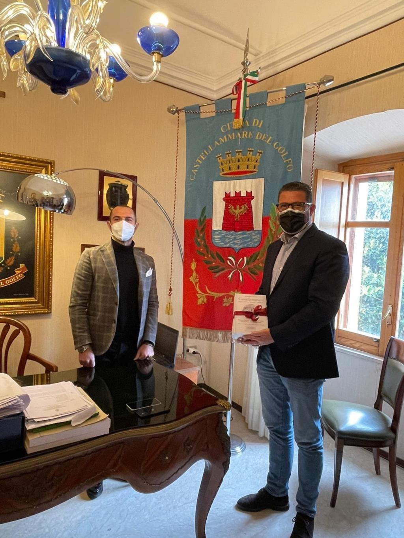 Sinergie imprenditoriali tra Castellammare e il Veneto