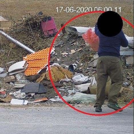 Paceco, 159 sanzioni nel contrasto all'abbandono dei rifiuti
