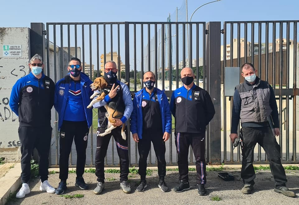 Il campo Sorrentino affidato ufficialmente alla ASD Accademia Sport Trapani