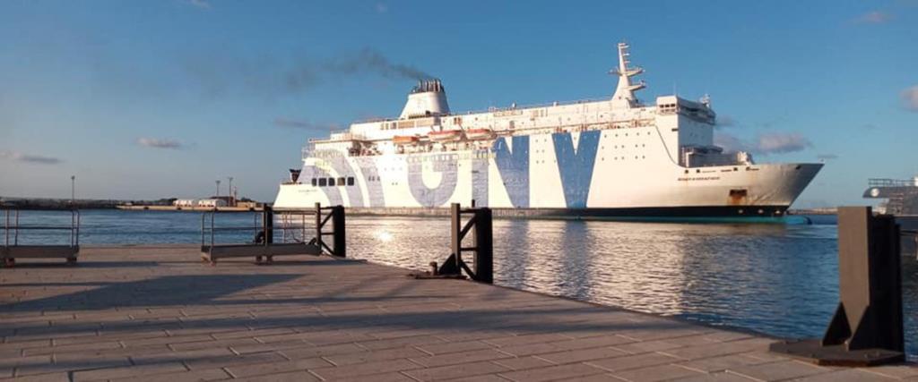 Ottanta tunisini sbarcati dalla nave