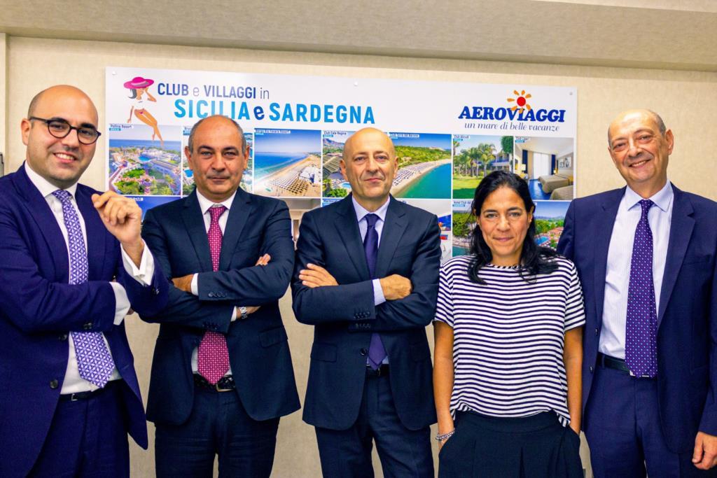 Donazioni della Aeroviaggi a sei Comuni siciliani