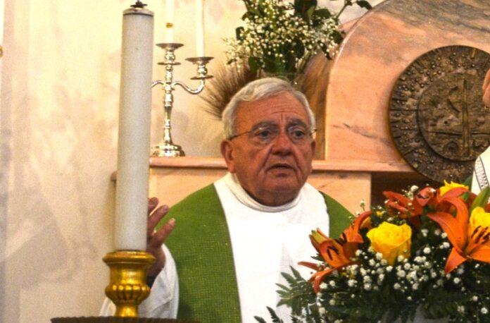 Muore di Covid don Antonino Aguanno