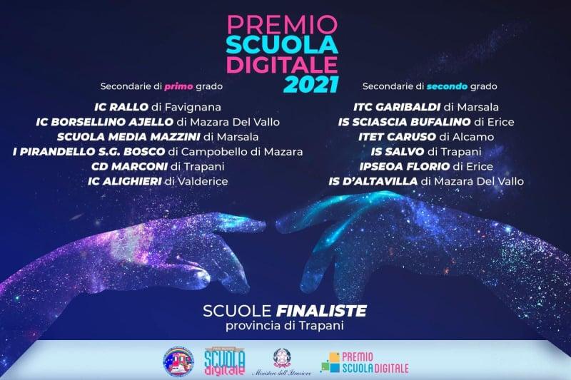 Premio Scuola digitale 2021, l'Alberghiero di Erice in finale