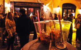 Niente più alcolici nella notte a Marsala