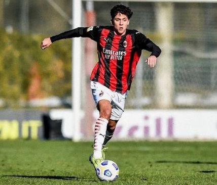 L' alcamese Gabriele Alesi gioiellino del Milan