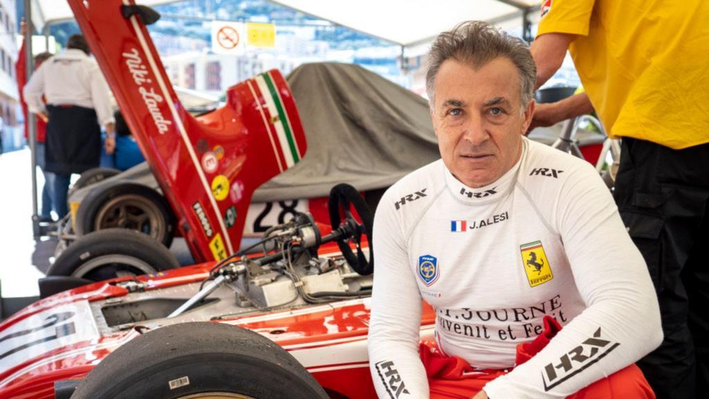 All' ex pilota Jean Alesi domani la cittadinanza alcamese
