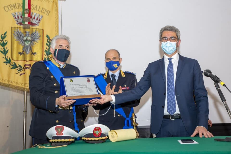 Salemi, cambio al vertice del Comando di Polizia municipale
