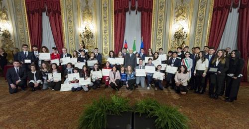 Alcamo, la 16enne Maria Pia Calandra nominata Alfiere della Repubblica
