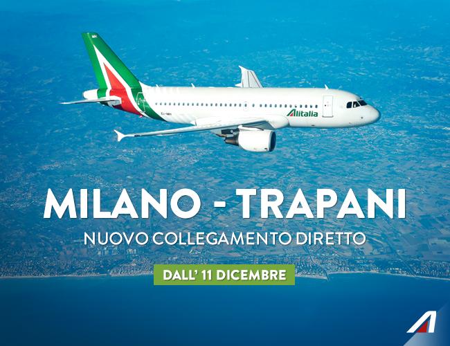 Alitalia dice addio a Birgi. Ombra «È un delitto»
