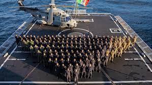 La Marina militare interviene a difesa dei pescatori siciliani