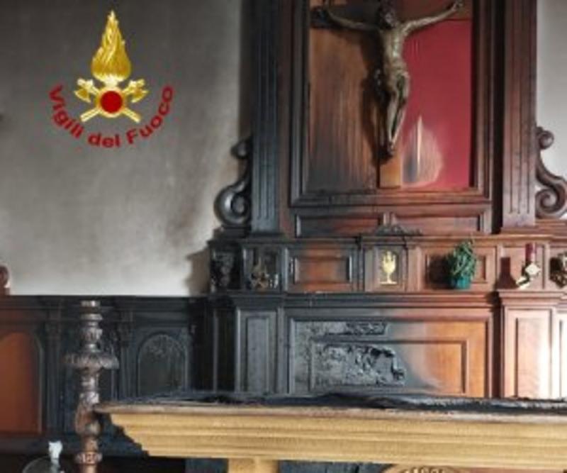 Arrestato il piromane del santuario di Birgi