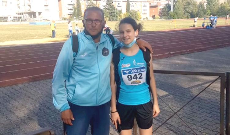 Atletica Leggera, l'Associazione Sportiva Sprint continua a mietere successi