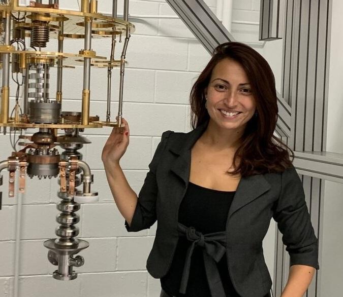 La scienziata marsalese Anna Grassellino inaugurerà la didattica dell'Università di Pisa