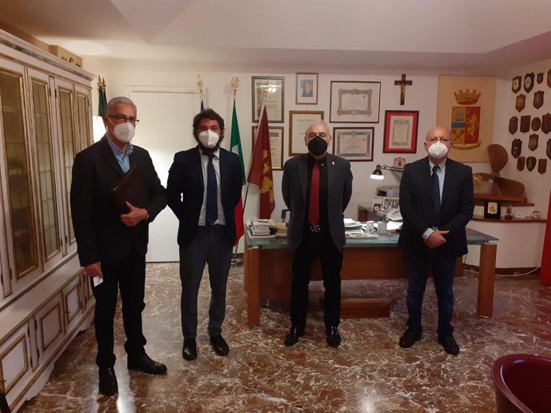 L'associazione Antiracket Trapani incontra il questore