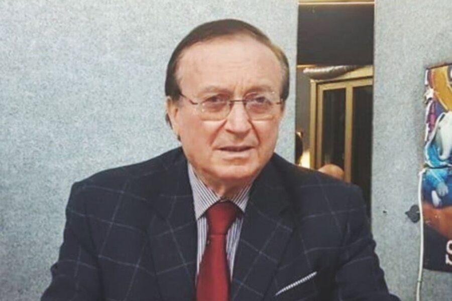 L'ex sindaco di Castalvetrano Antonio Vaccarino va ai domiciliari, gravi condizioni di salute dopo aver contratto il covid