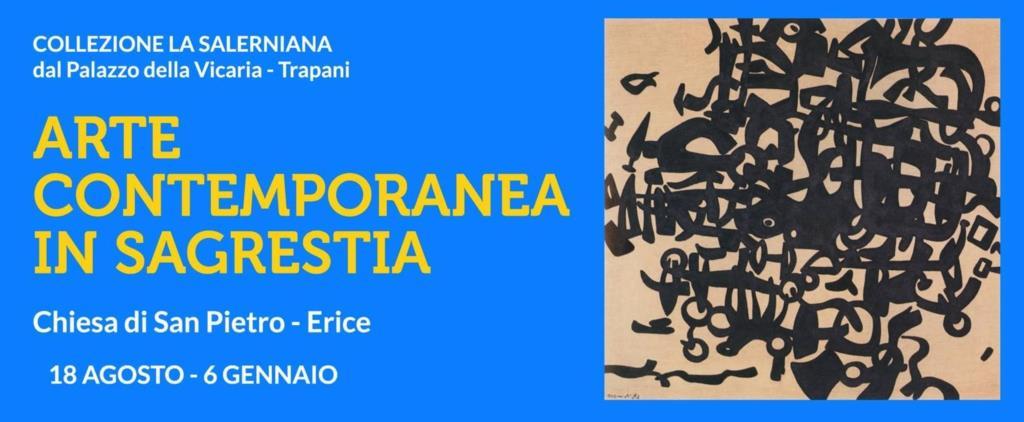 """Erice. Oggi l'inaugurazione della mostra """"Arte contemporanea in sagrestia"""""""