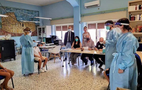 Covid 19, screening nelle scuole: si parte da Favignana
