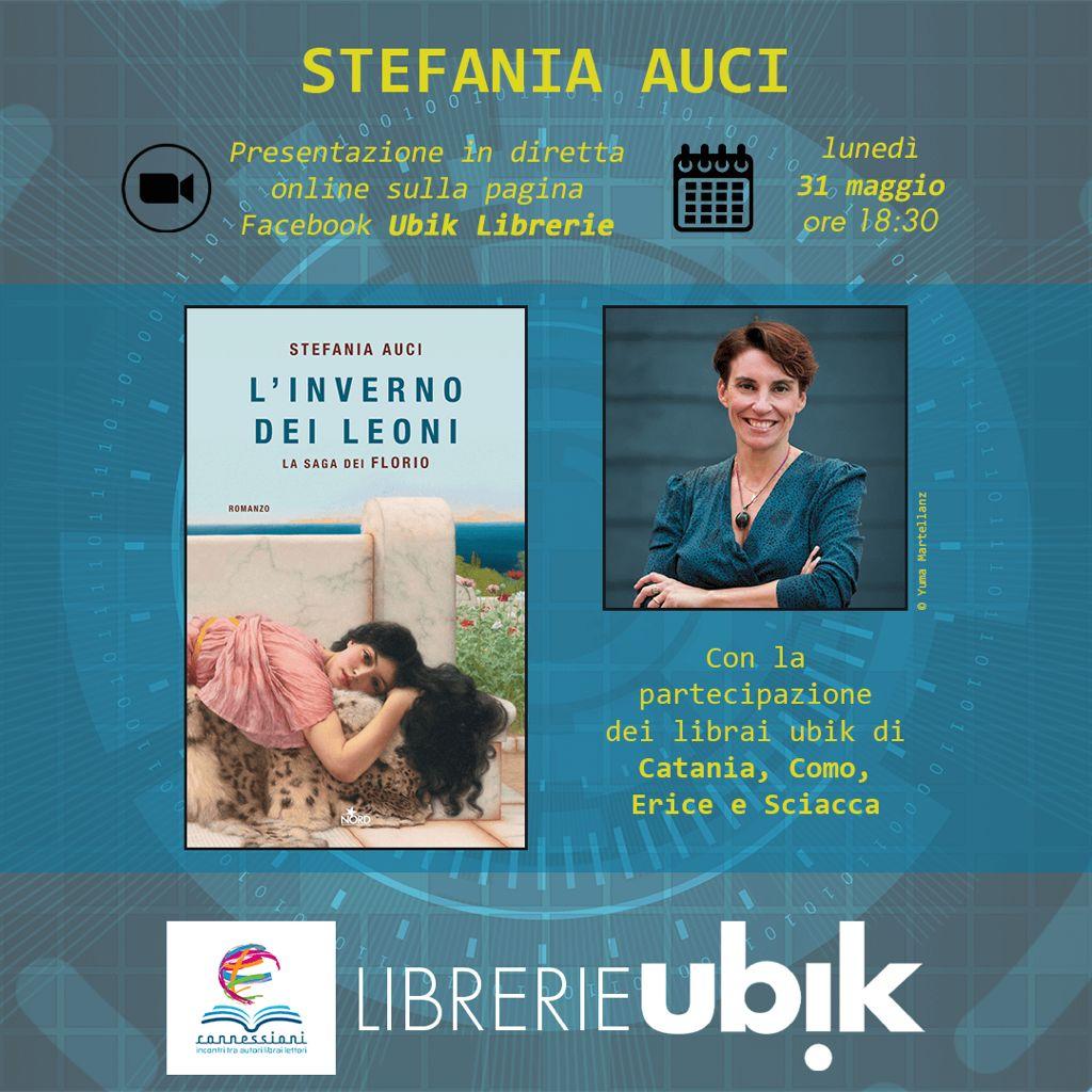 Stefania Auci presenta