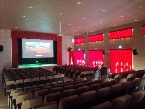 Inaugurato l'auditorium della scuola «Giuseppe Pagoto»