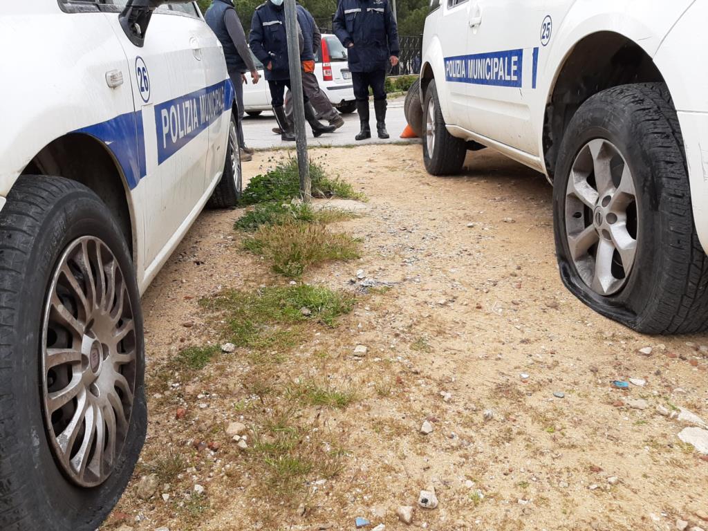 «Grave atto intimidatorio», la giunta Grillo si riunisce al comando della Polizia Municipale di Marsala