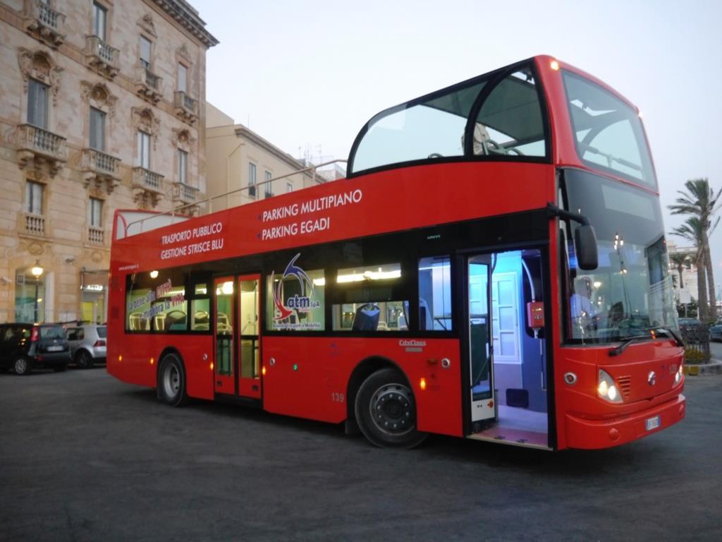 Coro in bus: domani sera concerto itinerante del Luglio Musicalesull'open bus di ATM Trapani
