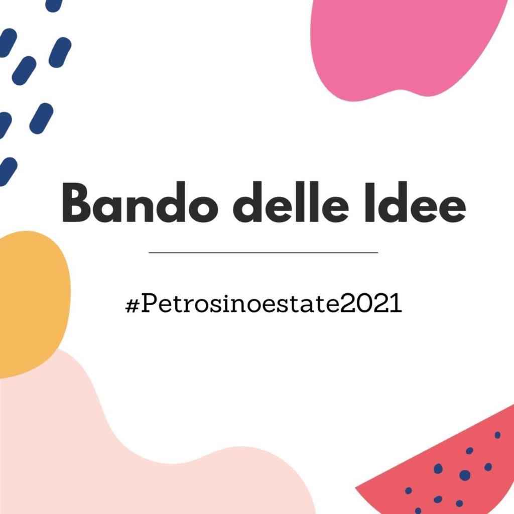 Estate 2021 a Petrosino, approvato il Bando delle Idee