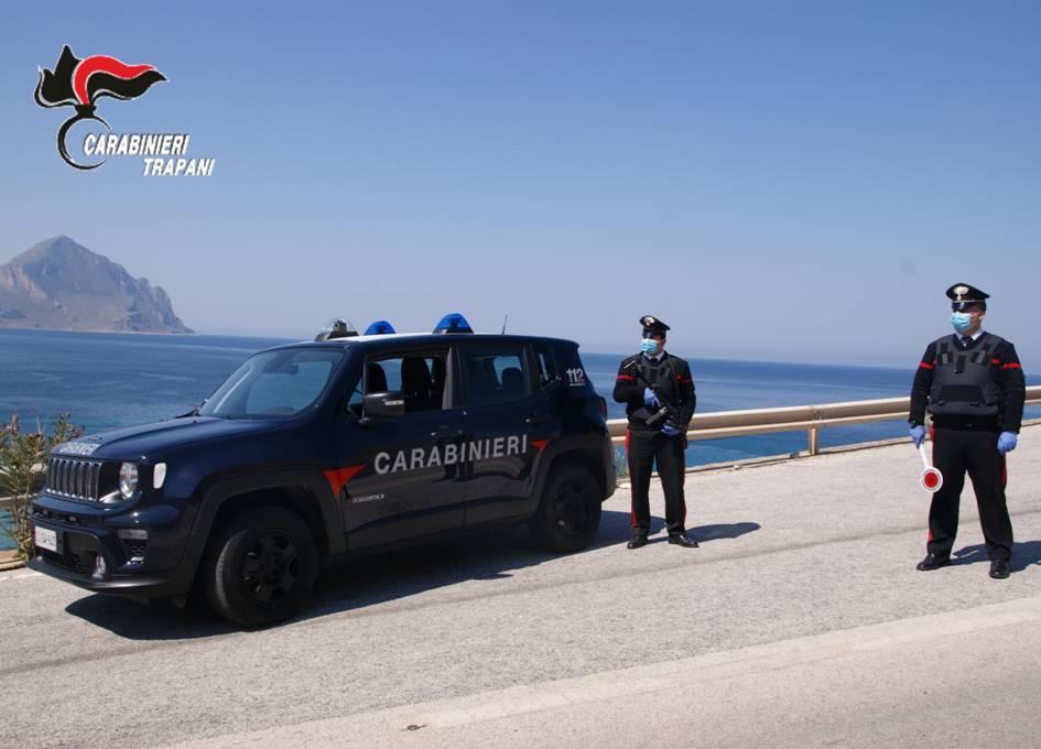 San Vito Lo Capo, ubriaco molestava la convivente per l'ennesima volta: arrestato 24enne
