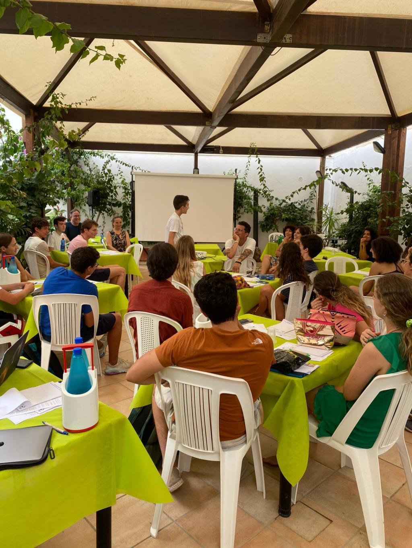 Marettimo, al via Boot camp di Fao e Food institute per formare esperti del clima